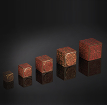 Set of Twenty-six Seals of Yi Ha-eung (1820-1898) 이미지