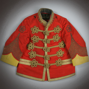 Military Uniform of Imperial Crown Prince Yeong during Childhood