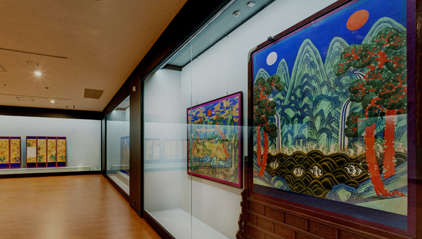 Paintings and Calligraphy of Joseon Royal Court